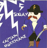 Age 5 - 5th Birthday - Captain Hurricane