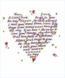 Anniversary Card - Our Anniversary - True Love Heart