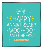 Anniversary Card - Your Anniversary - WooHoo