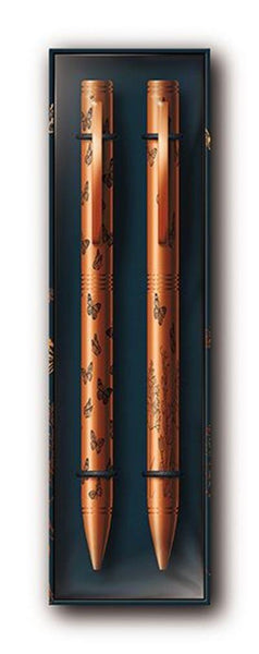 Butterfly 2 Pen Set - Papillon