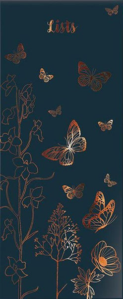 Butterfly Magnetic Shopping List - Papillon