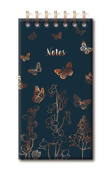 Butterfly Slim Notebook - Papillon
