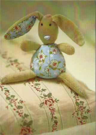 New Baby Card - Baby - Soft Rabbit