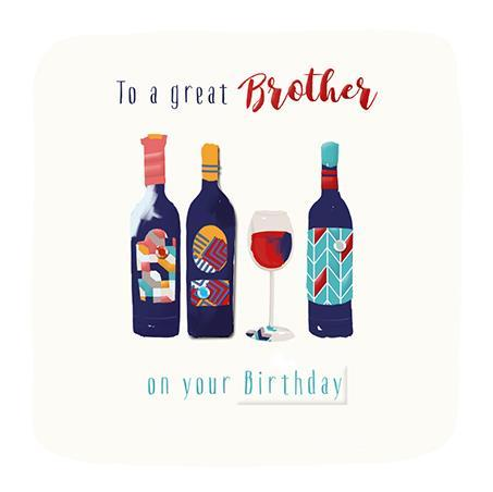 Brother Birthday - Great Brother