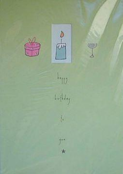 Birthday Cards - Pack of 6 - Happy Birthday to You