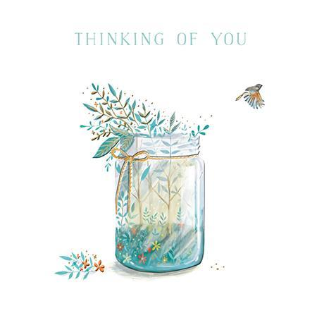 Thinking of You Card - Thinking Of You