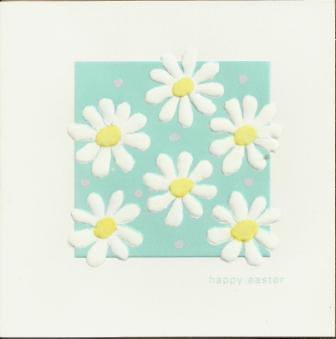 Easter Cards - Pack of 4 - Daisies