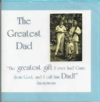 Dad Card - The Greatest Gift