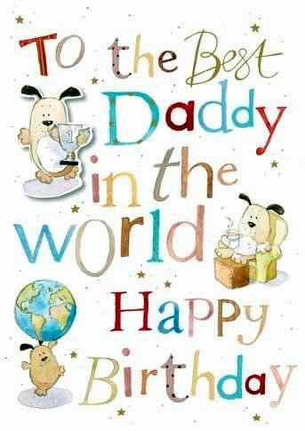 Daddy Birthday - Best Daddy In The World