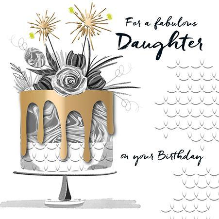 Daughter Birthday - Fabulous Daughter