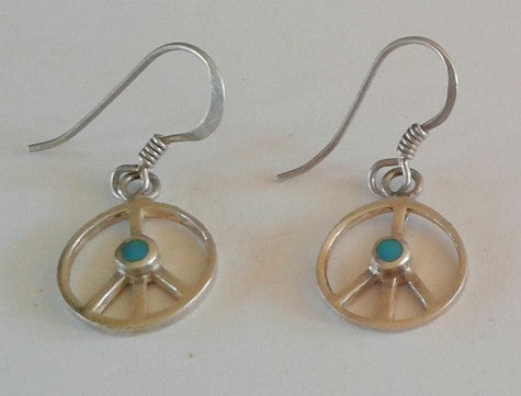 Jewellery - 925 Silver CND Drop Earrings