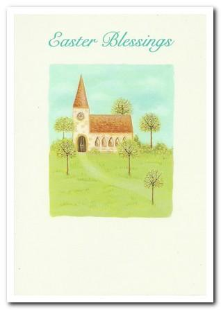 Easter Cards - Pack of 5 - At Eastertime