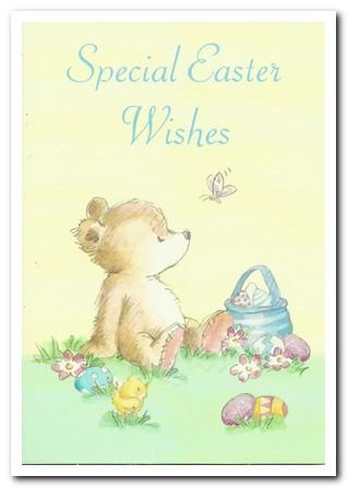 Easter Cards - Pack of 5 - Easter Goodies