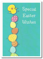 Easter Cards - Pack of 5 - Balancing Chick
