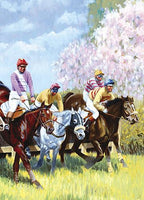 Birthday Card - Point To Point
