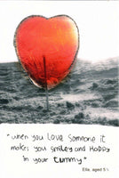 Birthday Card - When You Love Someone...