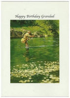 Grandad Birthday - A Spot of Fishing