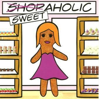 Humour Card - Sweetaholic