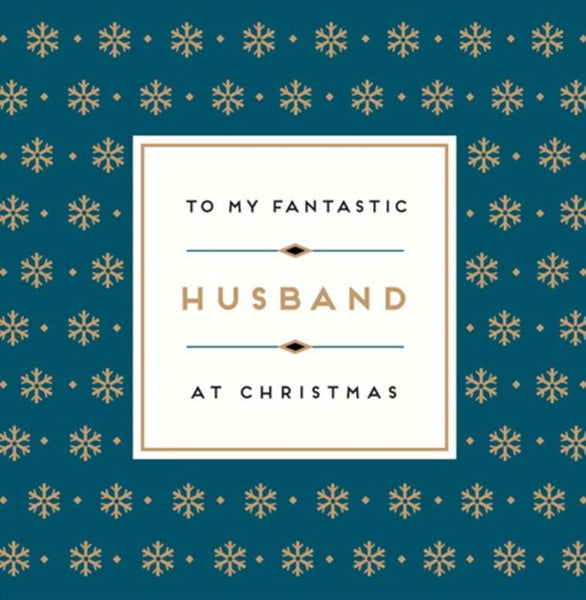 Christmas Card - Husband - Fantastic Husband