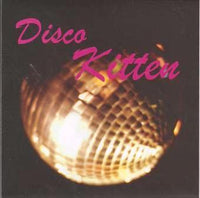 Birthday Card - Disco Kitten