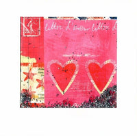 One I Love Card - Lettre d'amour