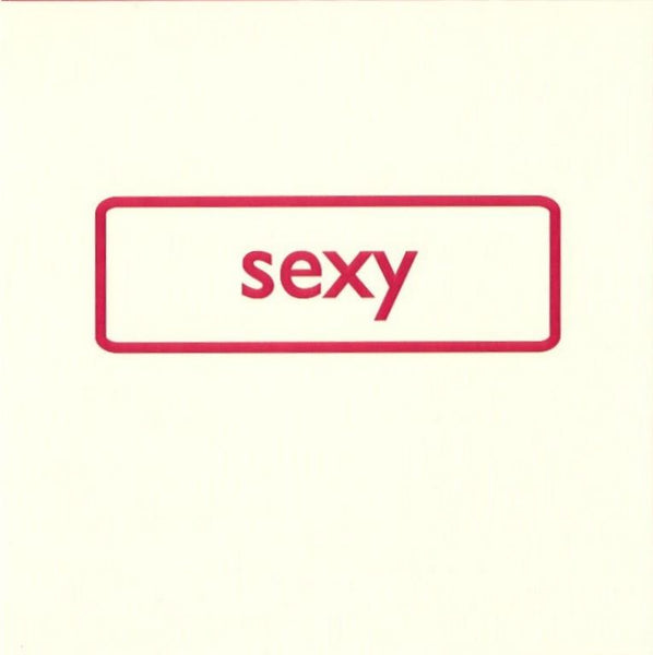 One I Love Card - Sexy