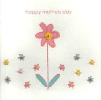 Mother's Day Card - Daisy