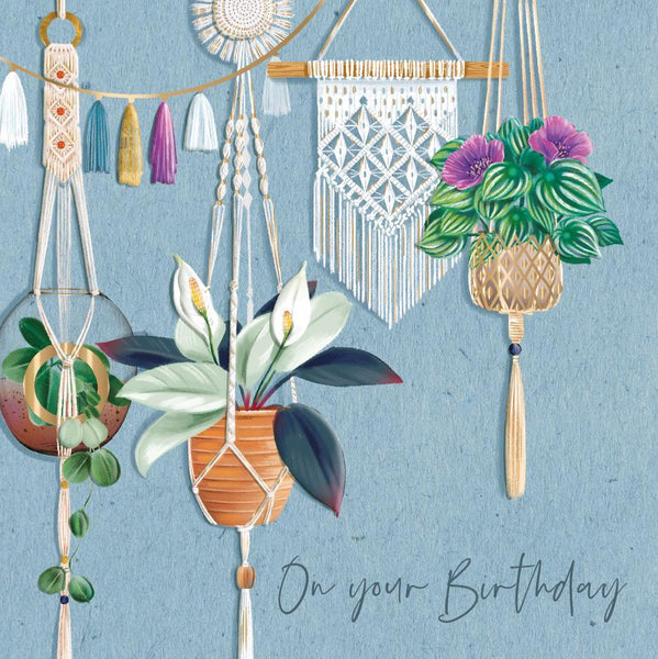 Birthday Card - A Special Day