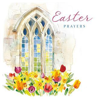 Easter Cards - Pack of - Easter Prayer