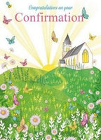 Confirmation Day Card - Spring Church
