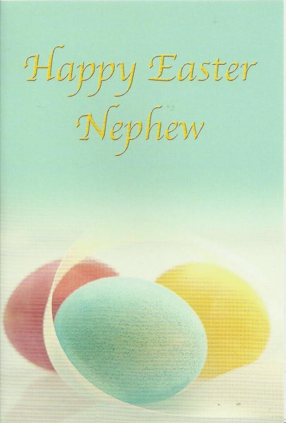 Easter Card - Nephew