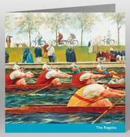 Birthday Card - The Regatta