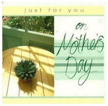 Mother's Day Card - A Sunny Spot