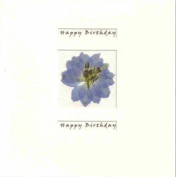 Birthday Card - Big Blue Birthday