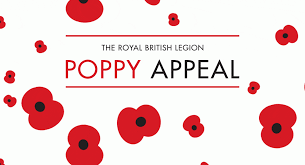 RBL POPPY APPEAL POPPY PINS AND COLLECTABLES CLICK TO VIEW VARIANTS