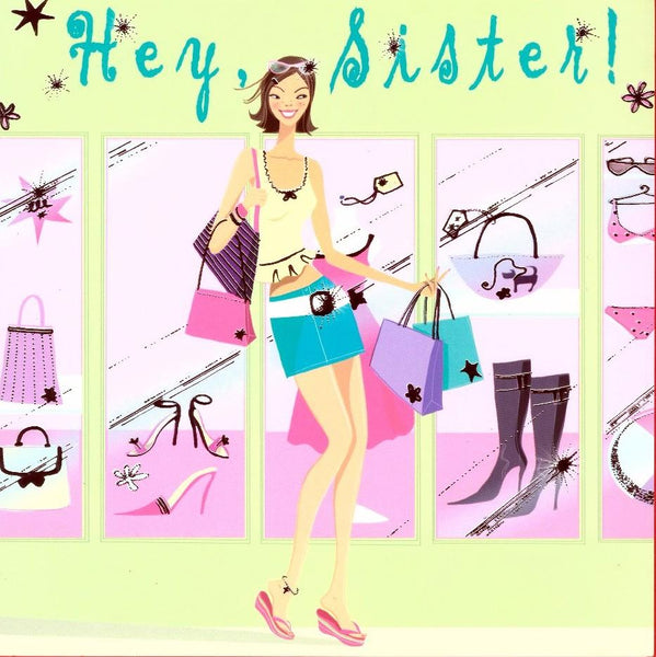 Sister Birthday - Hey Sister