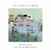 Son Birthday - The Safe Harbour