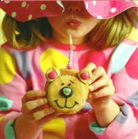 Children's Birthday card - Teddy Dough Nut