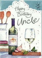 Uncle Birthday - Cooking With Wine