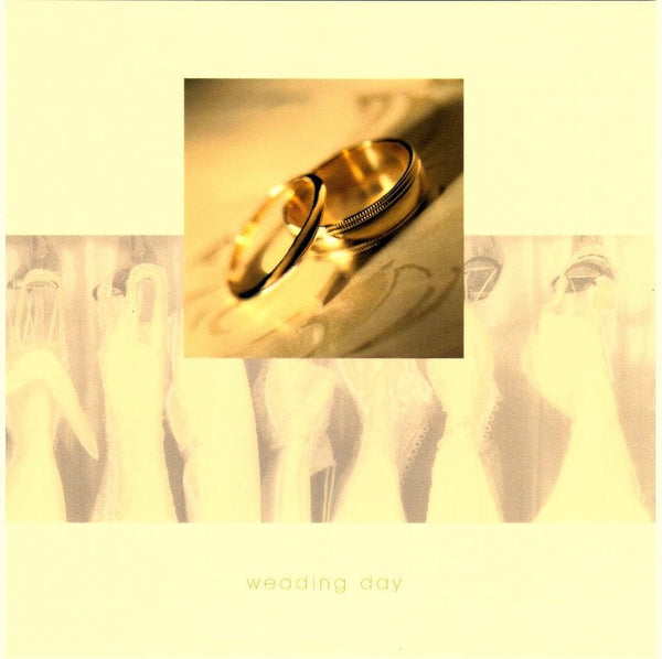 Wedding Card - His & Her Rings