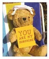 Birthday Card - You are my Sunshine