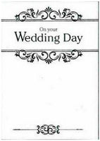 Wedding Card - Wedding Garland
