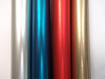 Christmas Gift Roll Wrap - Choice of 4 Colours
