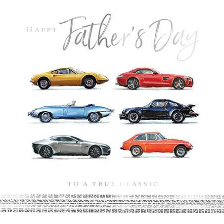 Father's Day Card -  Classic Dad
