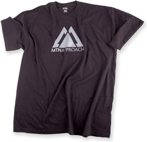MTNApproach black cotton T-shirt