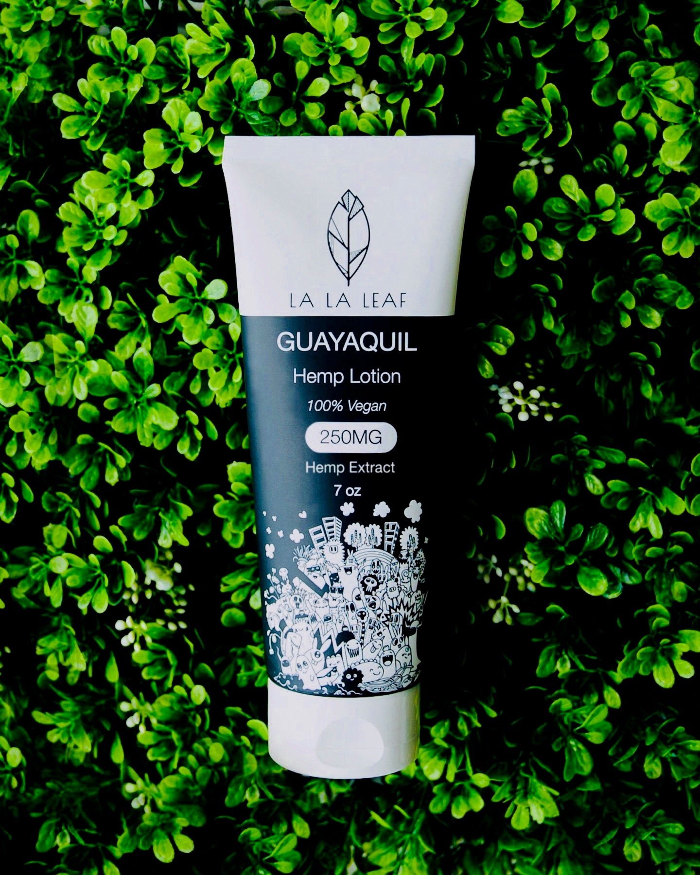 -Guayaquil Hemp Lotion-