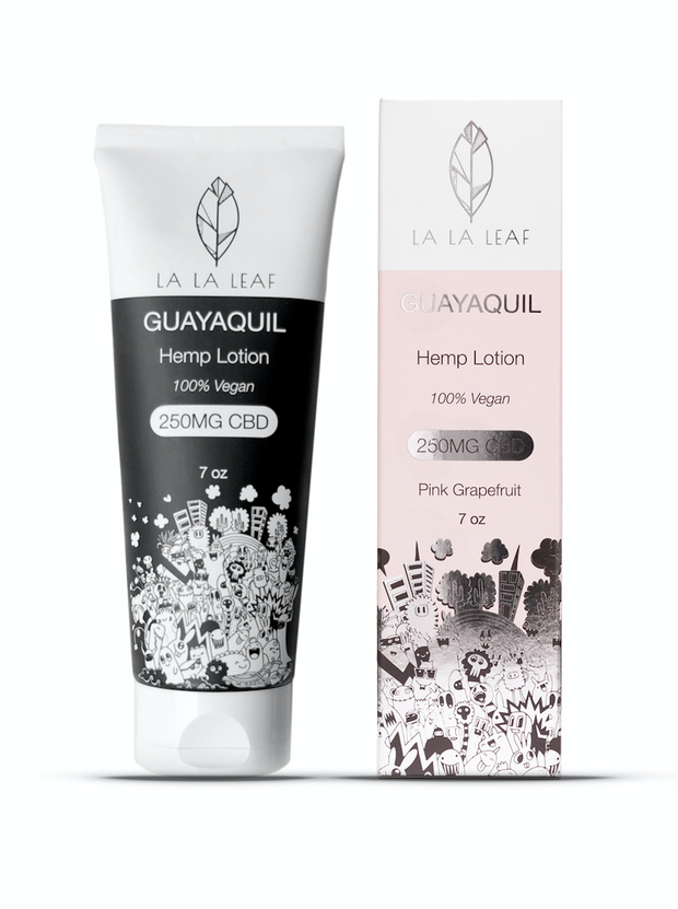 Guayaquil Hemp Lotion