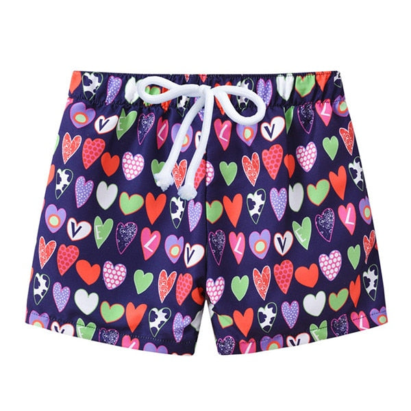 9d61a3fd34 Hearts and Love Swim Trunks