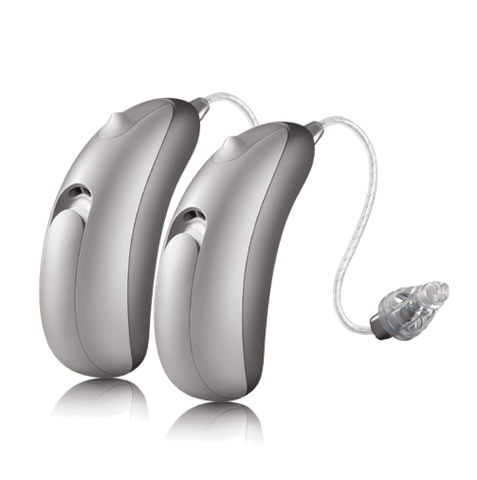 Unitron Moxi Pro (Premium Level) Top-of-the-line Hearing Aids (Pair)
