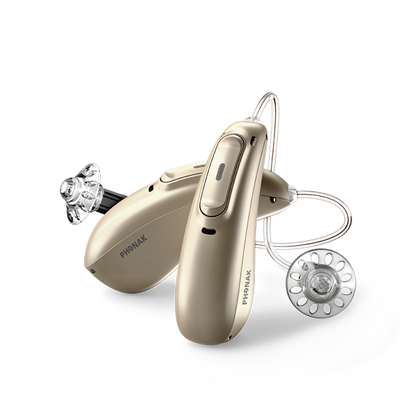 Phonak Audeo M Marvel M50 Hearing Aids (Stream Android & iPhone)